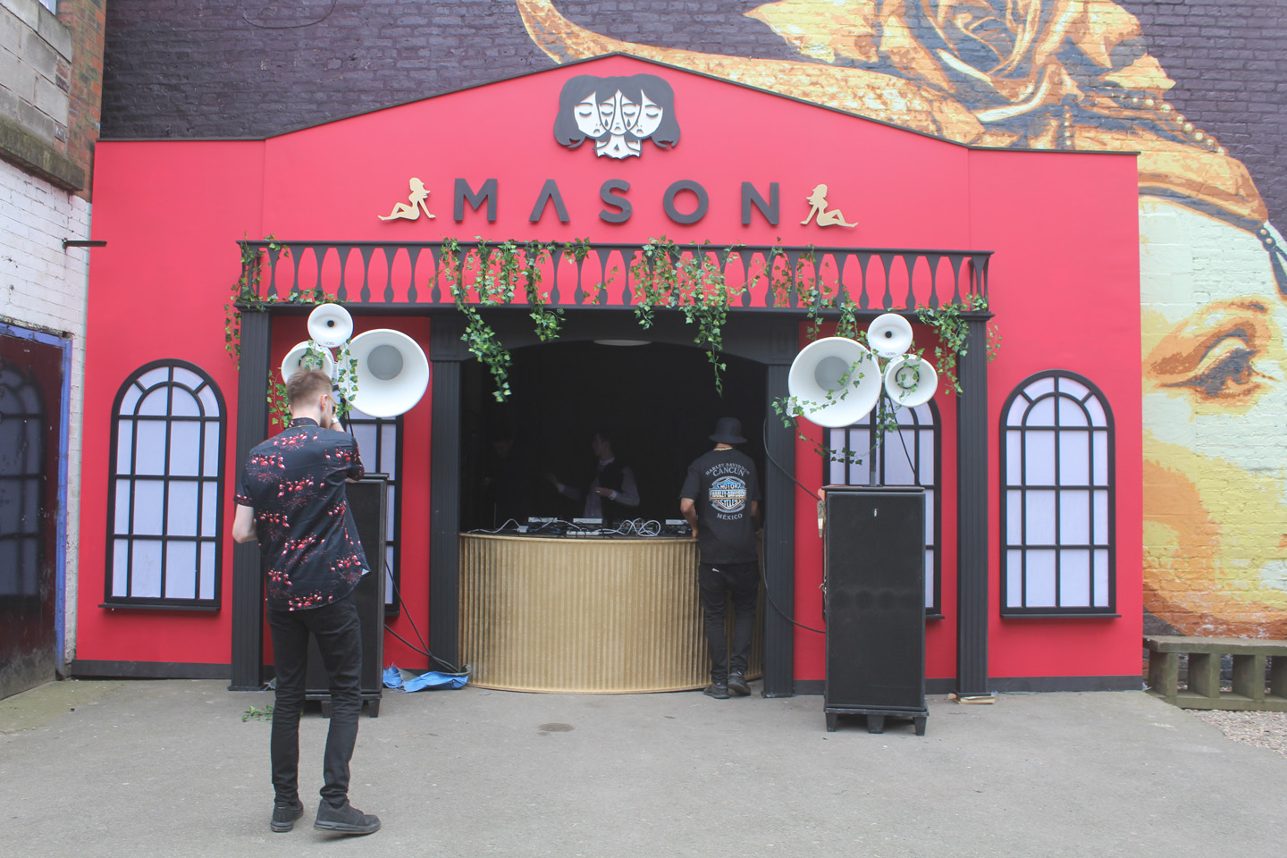 Mason Events and Displays, Manchester
