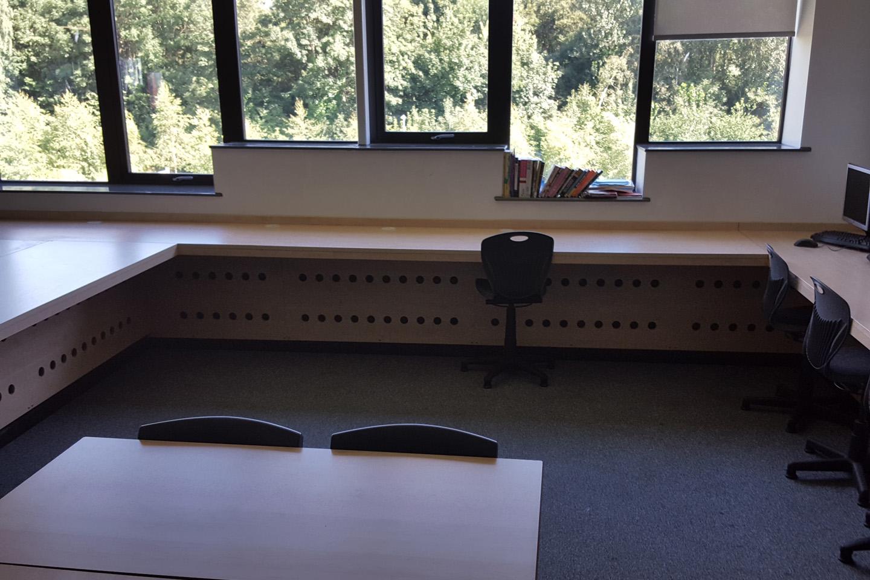 Classroom Refurbishment - Manchester Creative & Media Academy