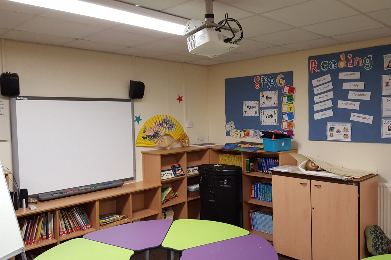 Classroom - Pre-Refurb