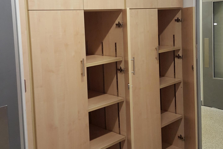 Storage Manufacturer, East Manchester Academy