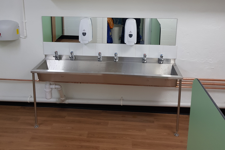 Primary School Toilet Upgrade