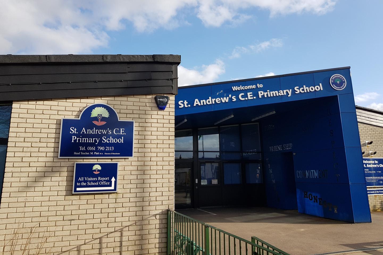 St Andrews C.E. Primary School